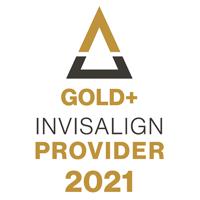 Gold Invisalign